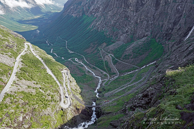 Trollstigen Road (NO) spectacular!