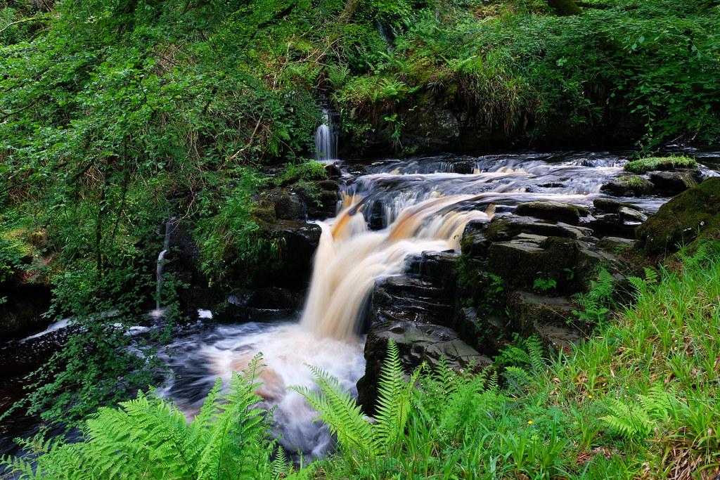 Glenariff Forest Park, Northern Ireland