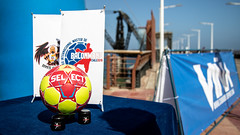 Lanzamiento de Torneo Internacional Master de Balonmano