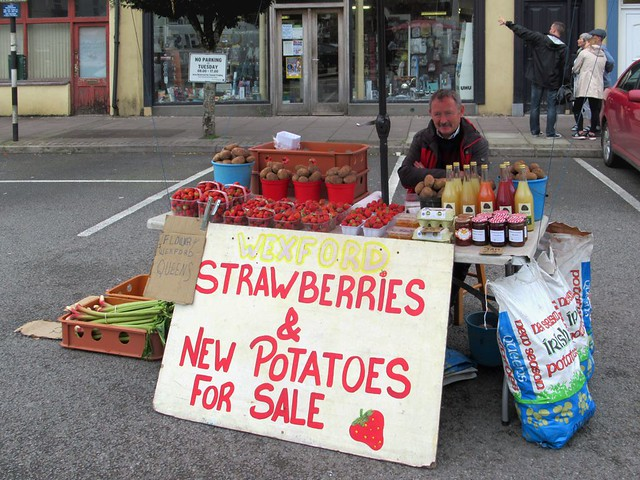 Strawberry Sales