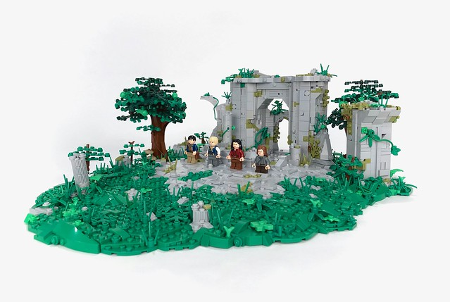 The Ruins of Cair Paravel