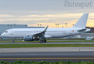 D-ALFU Airbus A320-251N CJ Air Luther
