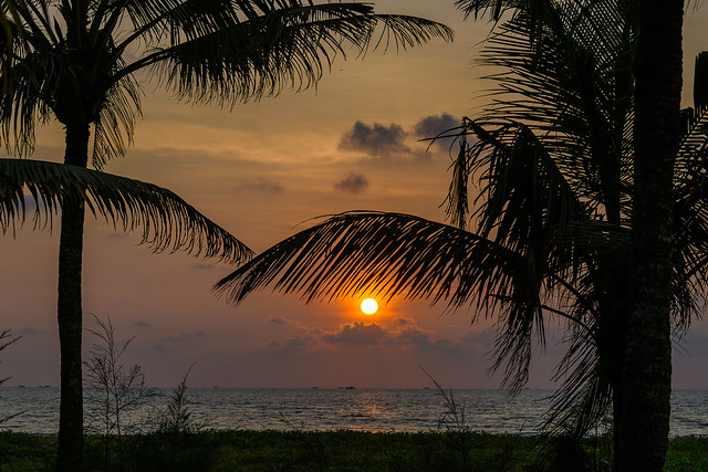 India - Arabian Sea - Sunset - 2430