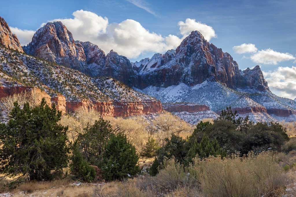 Zion National Park - Winter 2019