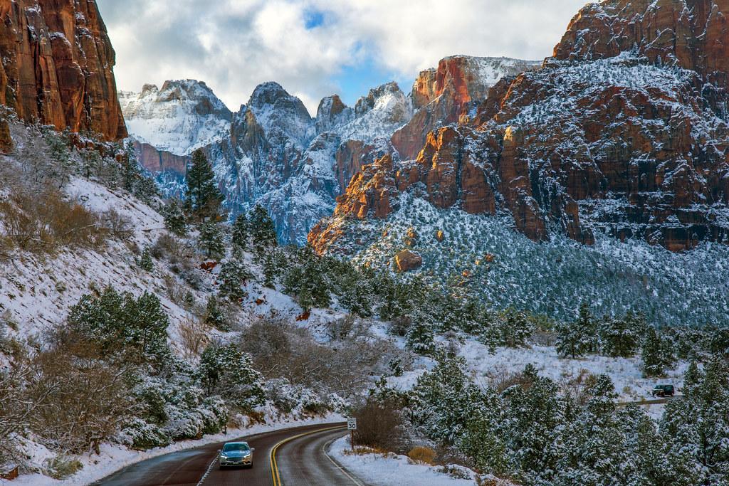 Zion National Park - Winter 2019