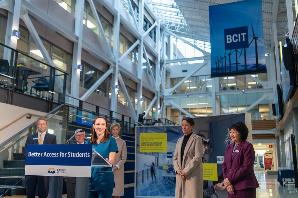 New Health Sciences Centre Breaks Ground At Bcit Bc Gov News