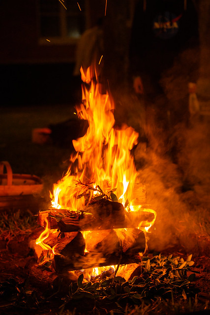 2019 71st Annual Yule Log Lighting