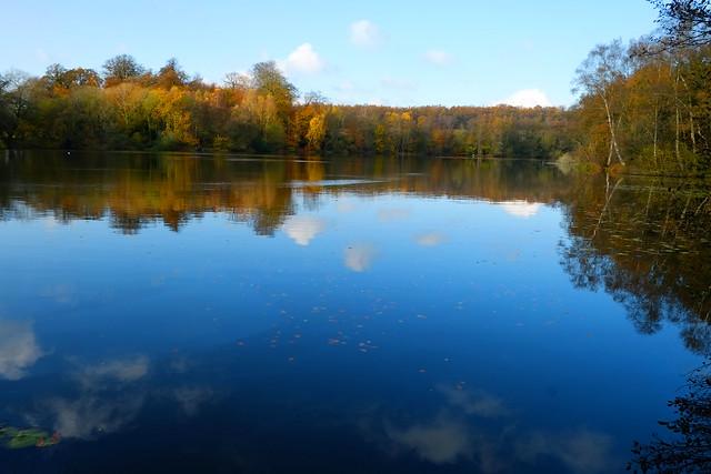 Beautiful Slaugham Pond