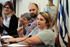 1ª reunión del Concejo de Participación de Personas con discapacidad
