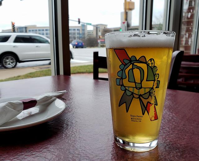 Urban Wheat Ale. (s9)