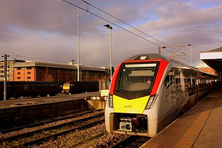 Stadler and WCR at Norwich