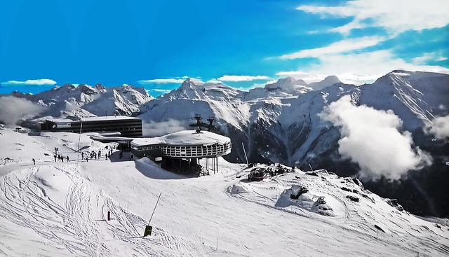SWITZERLAND - Alps - Valais