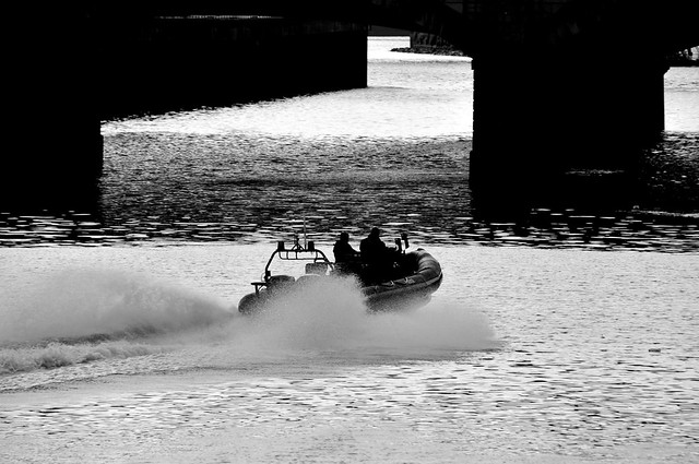 on the Clyde...