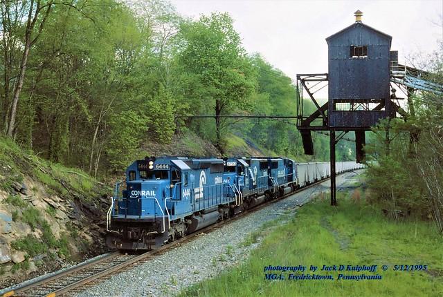 CR 6444, Fredricktown, PA. 5-12-1995