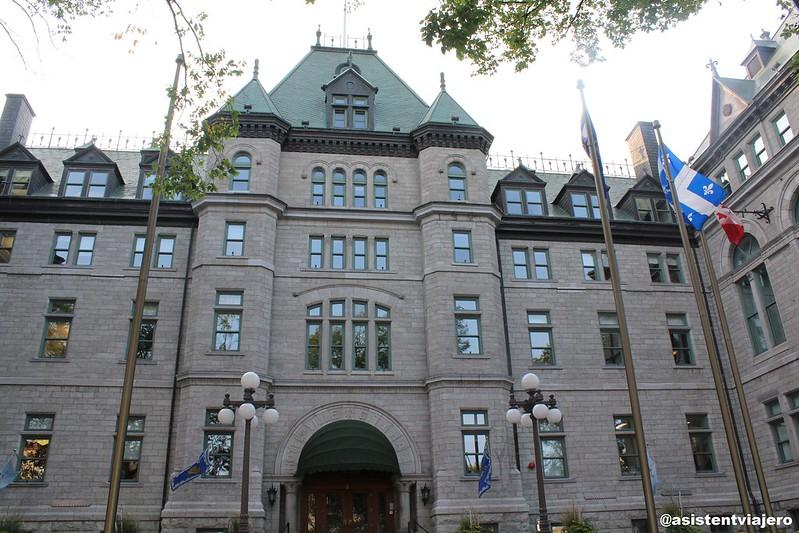 Vieux Quebec Hôtel-de-Ville