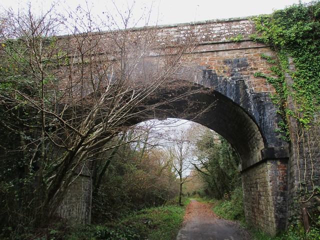 Fremington Rail Bridge North Devon