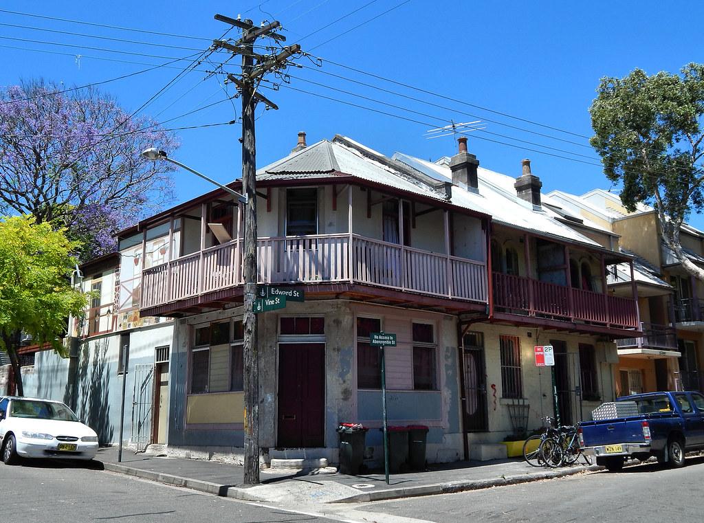 Former Shop, Darlington, Sydney, NSW,