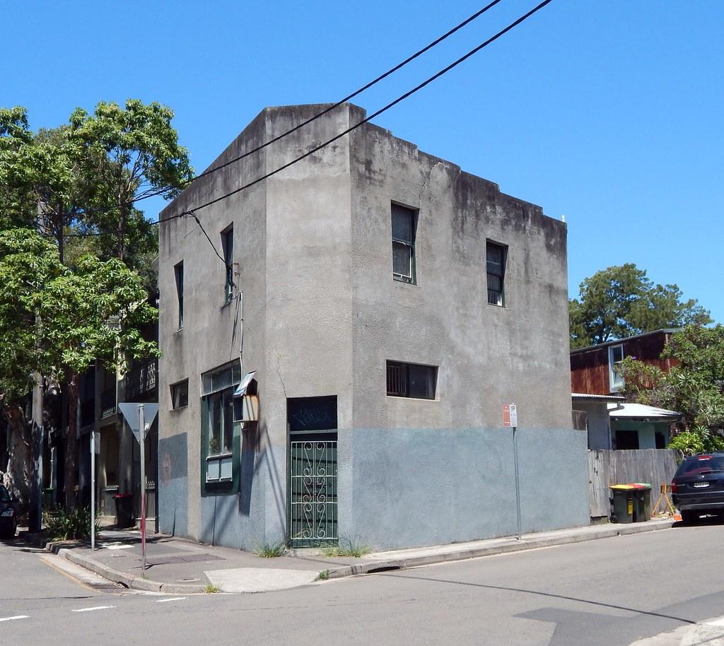 Former Shop, Darlington, Sydney, NSW/