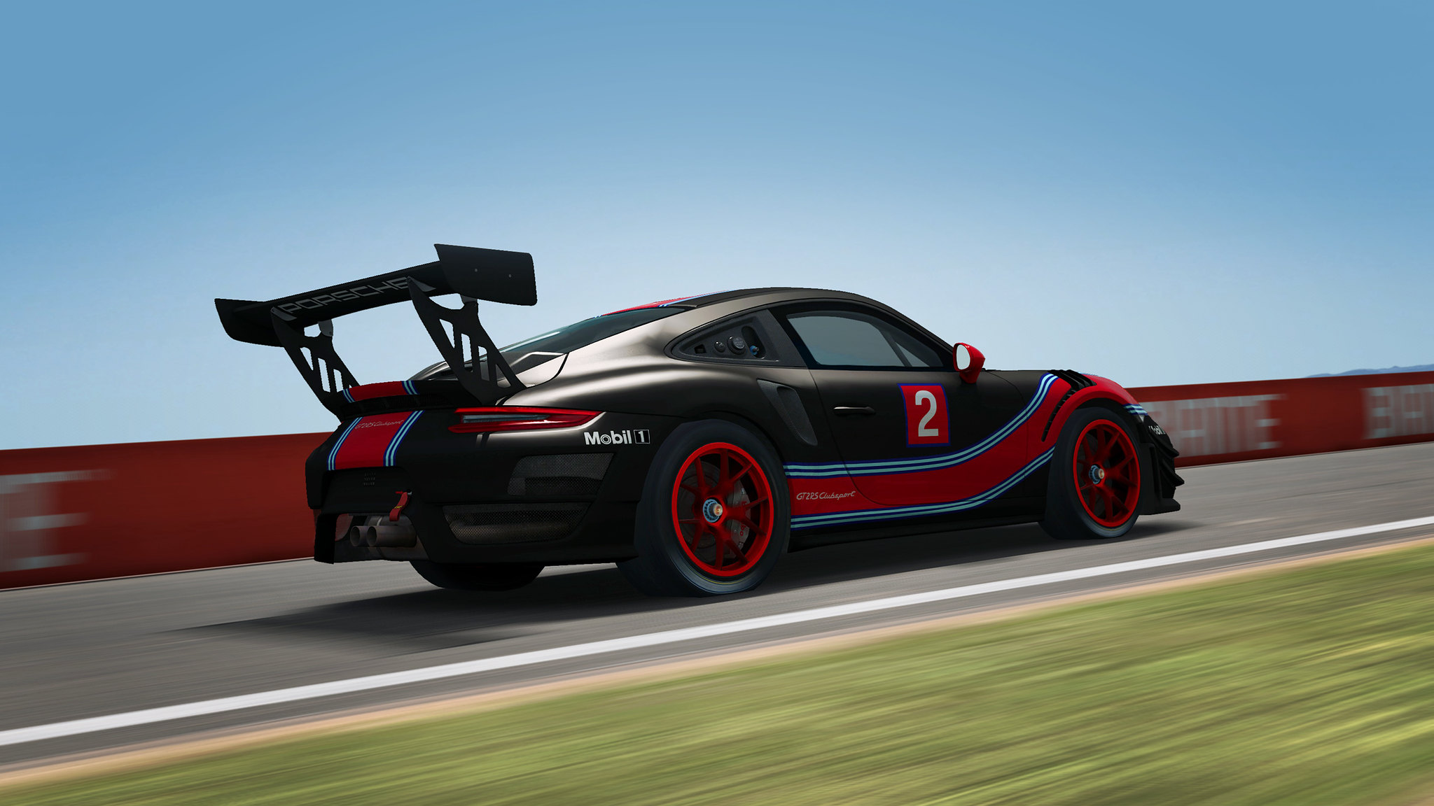 911 GT2 RS Clubsport 5