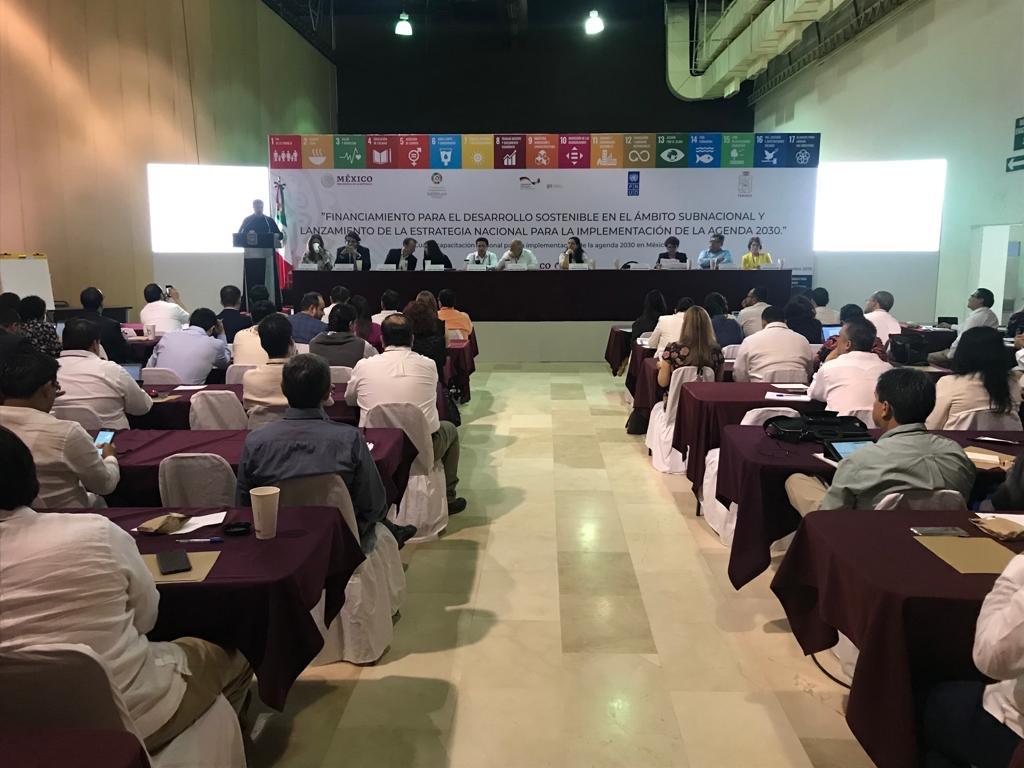 Capacitación Agenda 2030- Tabasco