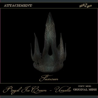 LD Fuarcrun - Royal Ice Crown Unseelie