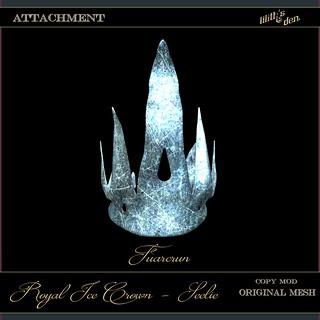 LD Fuarcrun - Royal Ice Crown Seelie
