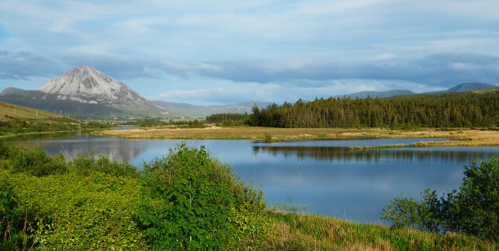 Mt Errigal, Ireland