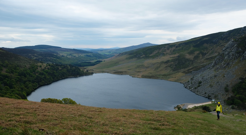2 weeks itinerary Ireland: Wicklow Mountains National Park