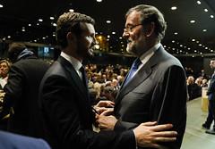 """Presentación del libro de Mariano Rajoy """"Unas España Mejor"""""""
