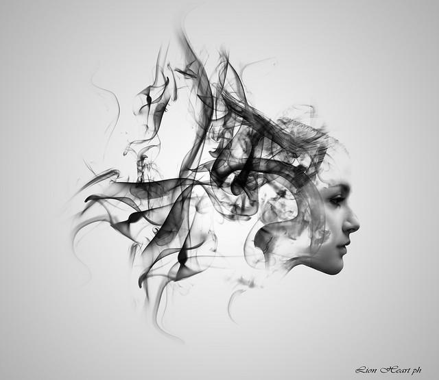 Smoke Woman