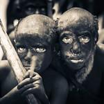 Papua New Guinea Stare