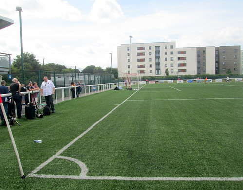 Ainslie Park From Southeast Corner
