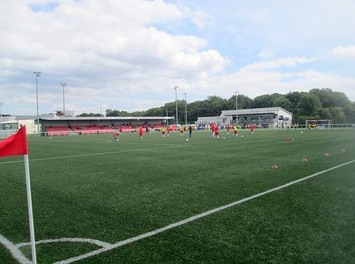 Ainslie Park from Northwest Corner