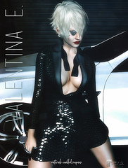 NEW! Valentina E. Sammy Sequin Tux @ FaMESHed!