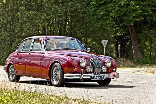 Jaguar Mark II 3.4-LITRE 1967 (8874)