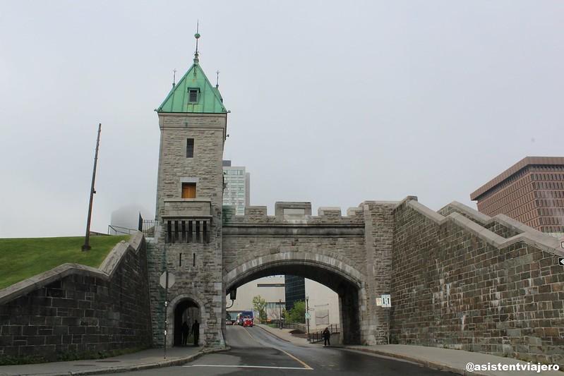 Vieux Quebec Port Kent