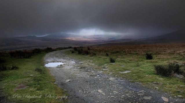 Okehampton Range. Dartmoor.