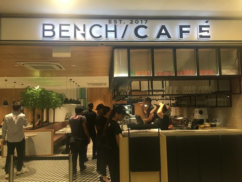 Bench Cafe, Trinoma