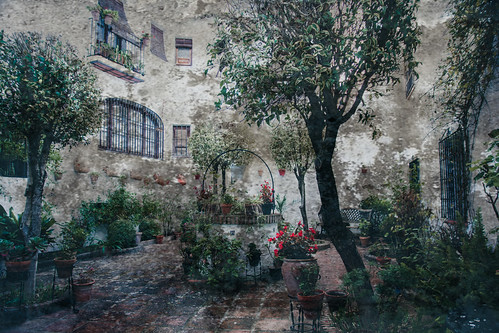 patio de Ronda (Málaga)