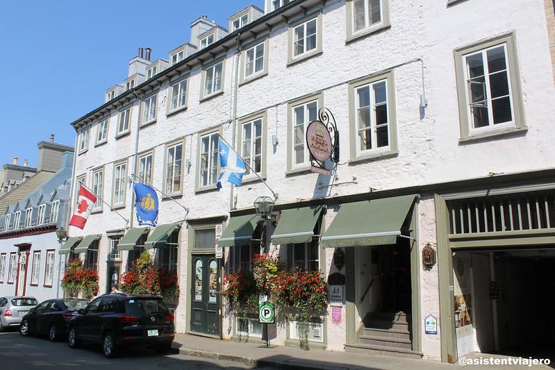 Vieux Quebec Haute Ville 12