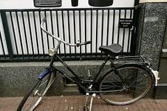 Amsterdam 2019 ? Do not place bicycles here