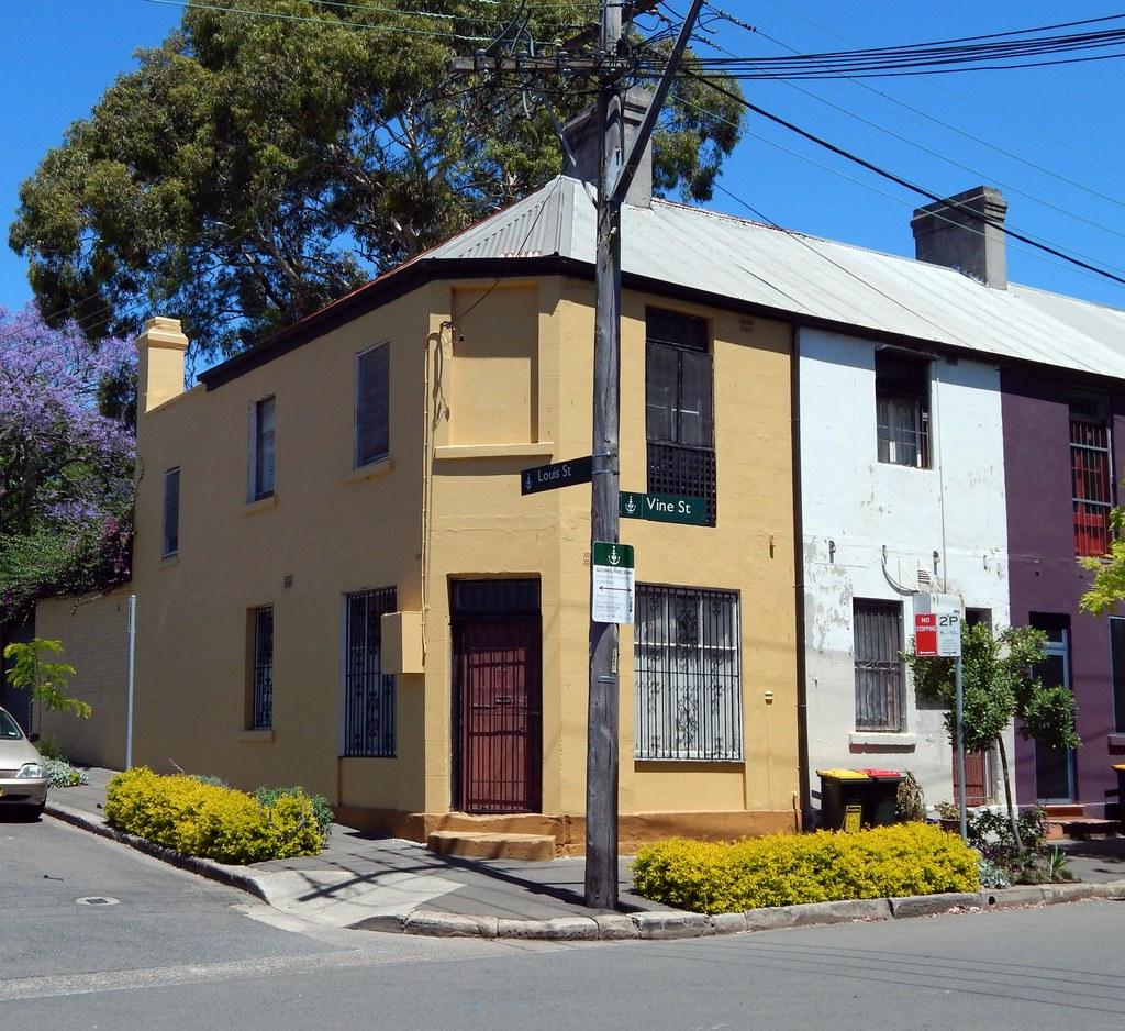 Former Shop, Darlington, Sydney, NSW.
