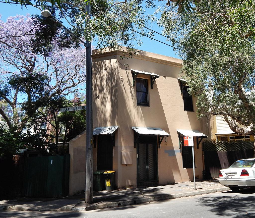Former Shop, Darlington, Sydney, NSW