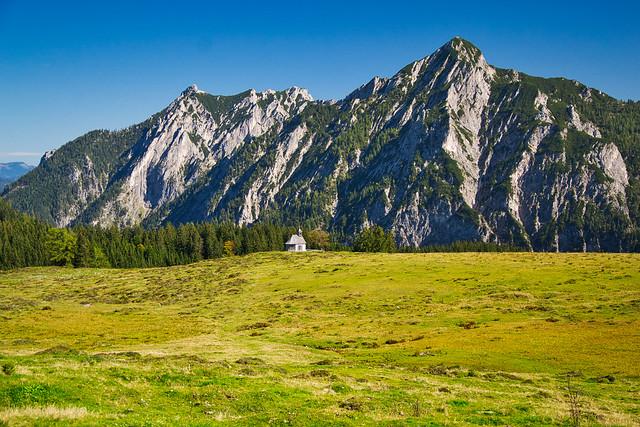 Postalm, Salzkammergut, Austria