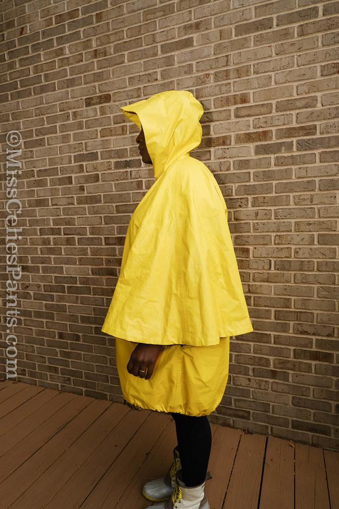 Burda Rain Jacket-7