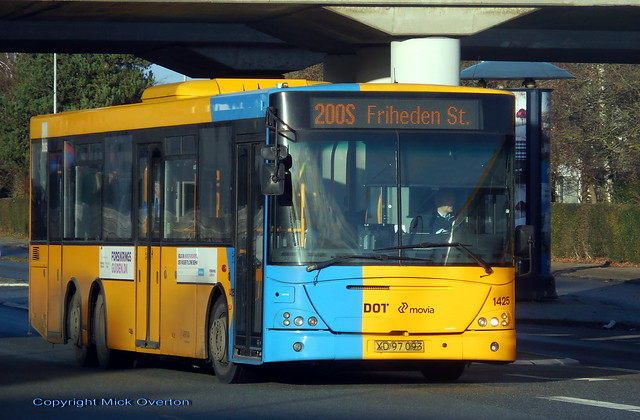 2008 VDL SBF4000 ARRIVA 1425 has 5 days left in contract
