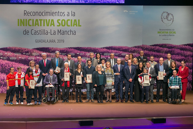 Premios 'Iniciativa Socia Castilla-La Manchal 2019'