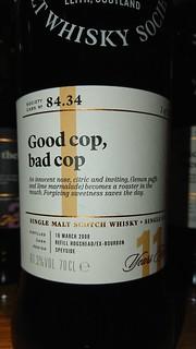 SMWS 84.34 - Good cop, bad cop