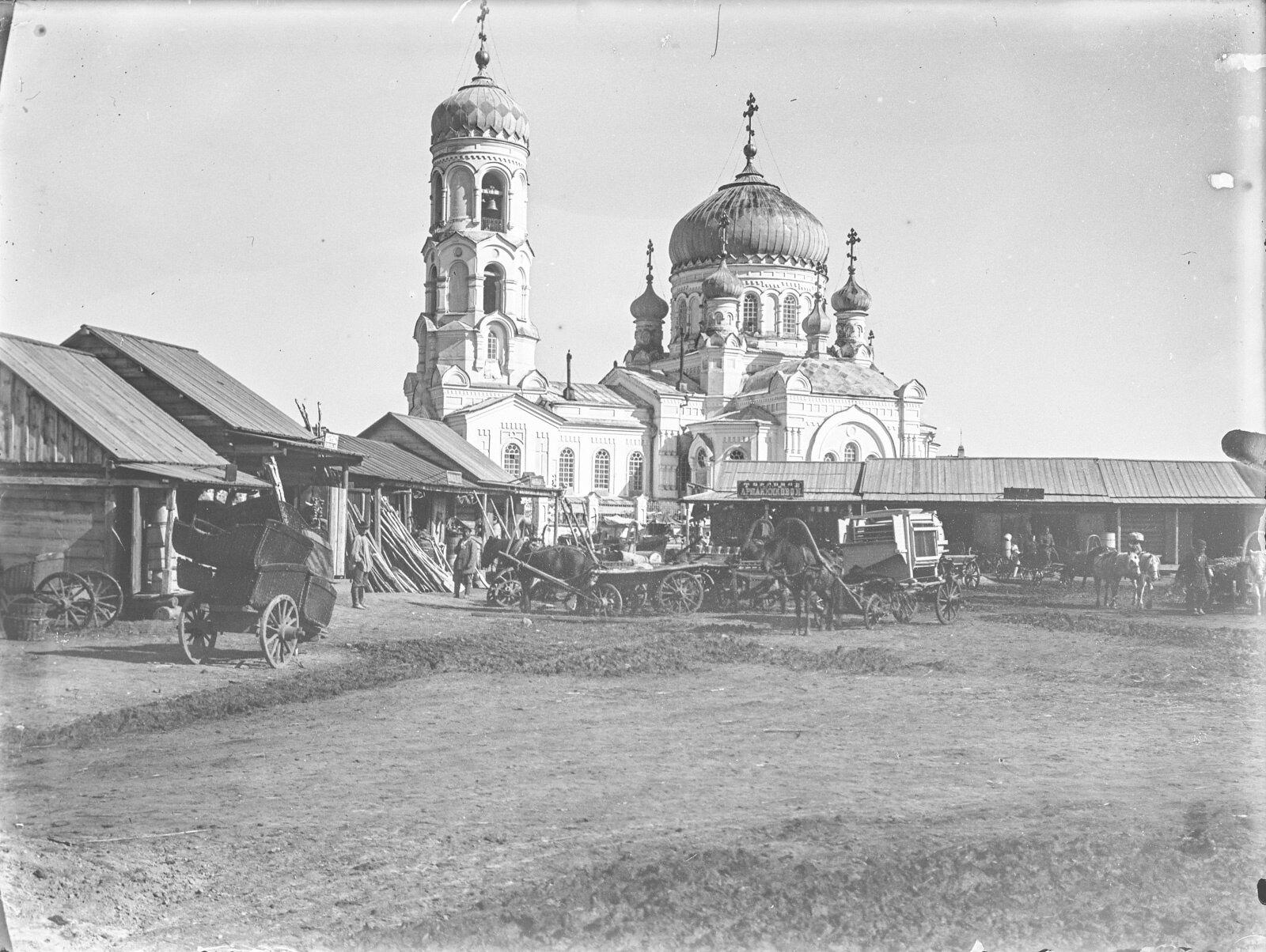 10. Барнаул. Церковь