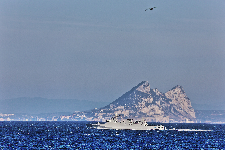Royal Moroccan Navy Sigma class frigates / Frégates marocaines multimissions Sigma - Page 26 49170420571_b86d0ec238_o_d